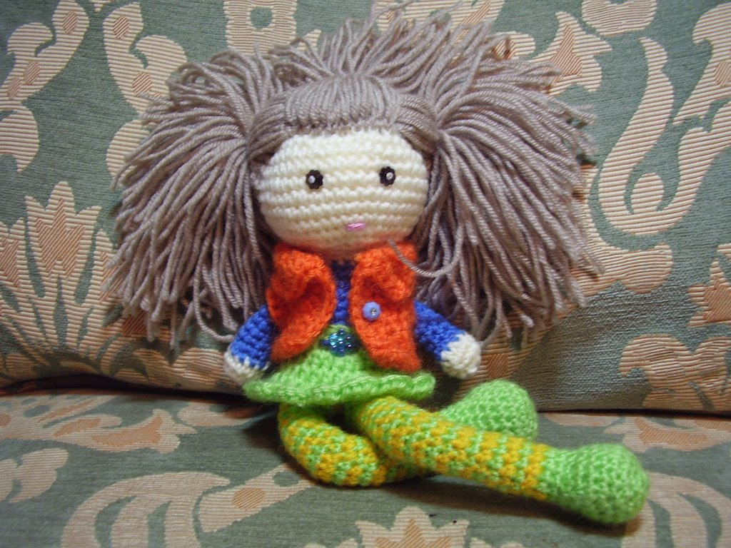 'Sprite' from Knitty.com