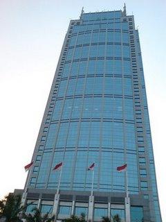 Menara Batavia, my 'office'!!