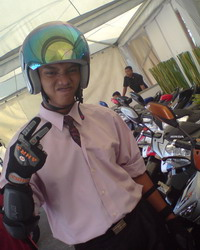 Test Drive @ Indo Motor Show 2006!!
