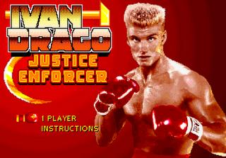 Rocky IV (Rocky IV) 1985 Drago