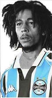 Bob Marley é o cara!
