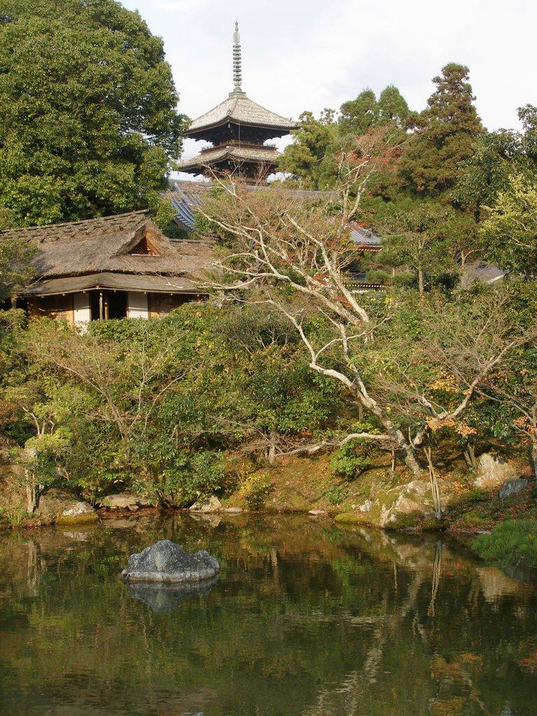 Los viajes de gawi diciembre 2006 for Jardin kokoen