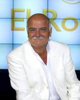 El sufrido presentador del El Rondo, Quique Guasch.