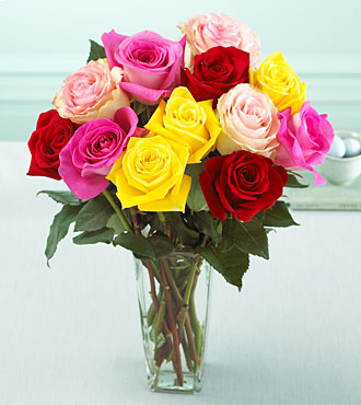 Did you know 02 01 2007 03 01 2007 for Different color roses bouquet