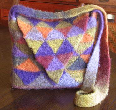 Felted Handbag Workshop