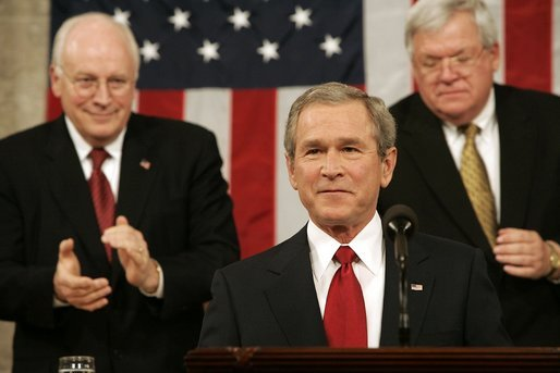 State Of Union Jan 23 2007 >> Sisyphus Bush S State Of The Union Nothing New To Say