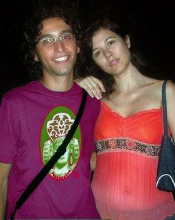 La camiseta con la actriz Eva Pallarés