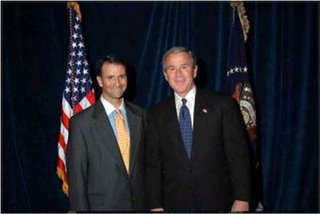 Jack Abramoff with his good friend