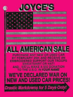 All American Sale
