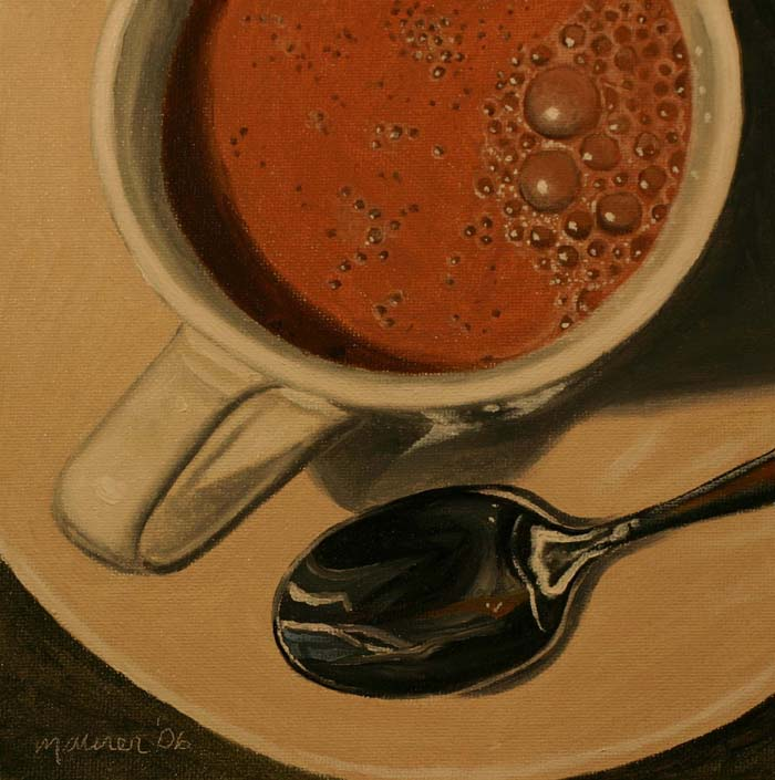 Hot Cocoa Chocolate By Darren Maurer
