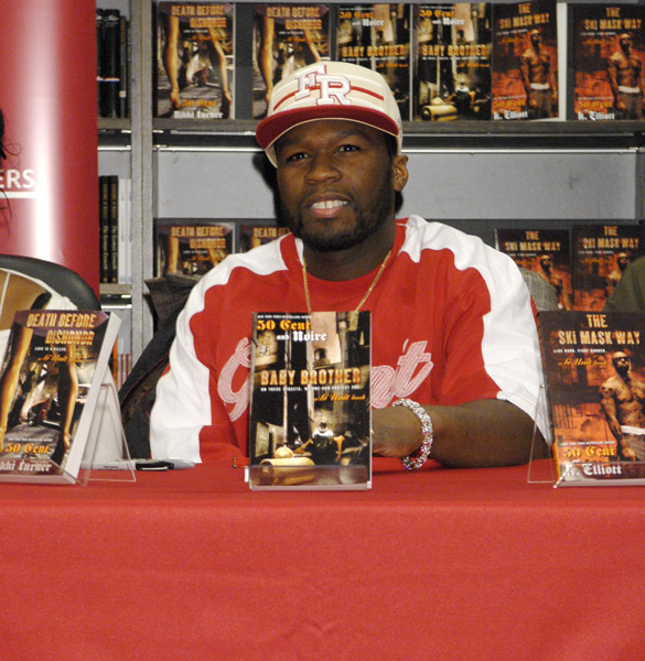 50 Cent Is To Launch A Set Of G Unit Books Entitled From Pieces Weight Once Upon Time In Southside Queens He Said Last Year My Memoirs