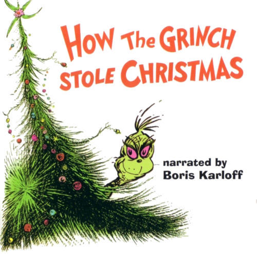christmas cheer is here how the grinch stole christmas tv special ...