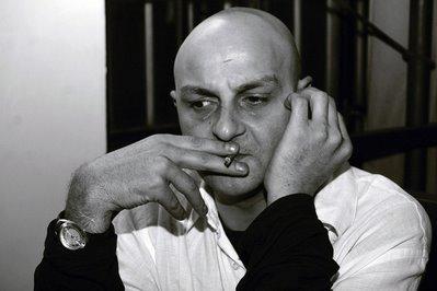 portrait de Sauro de Michele - 27 février 1964 - 9 décembre 2006, photo dominique houcmant, goldo graphisme