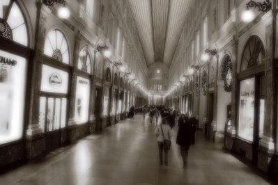 Galerie du Roi - Koningsgalerij Bruxelles, Brussel, Brussels, copyright dominique houcmant, Goldo