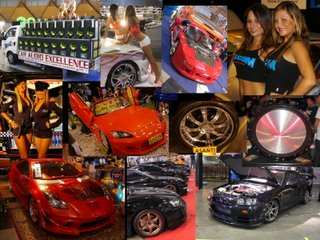 AutoSalon Collage