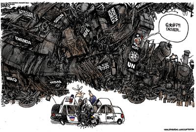 un trainwreck