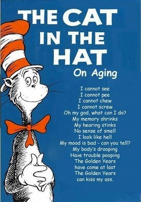 old cat in the hat