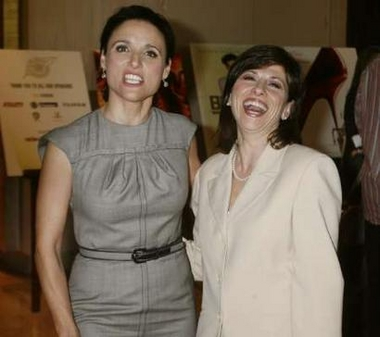 julia louis dreyfuss and nina tassler
