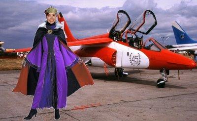 Queen Pelosi