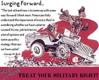 Surging Forward: Debating American Troop Levels in Iraq