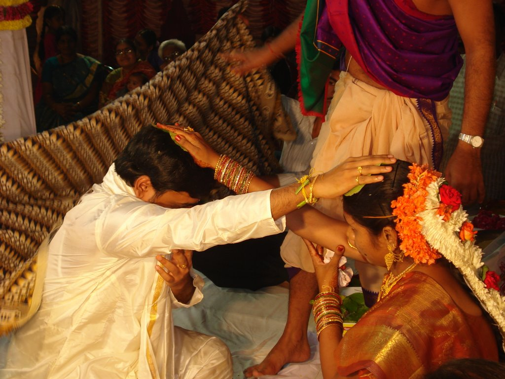 Marriage jeelakarra bellam photos