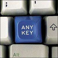 anykey