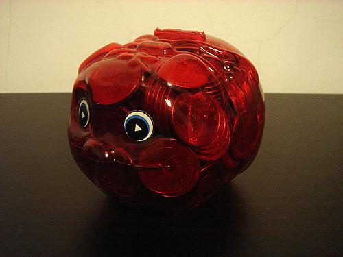 nt$50 piggy bank