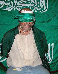 Civil secuestrado y asesinado por Hamas: Sasson Nuriel