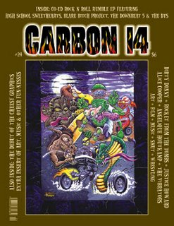 Carbon 14, Issue #24