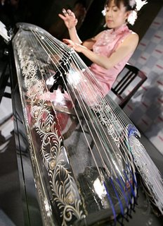 Glass koto