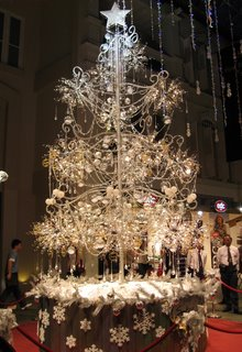 Diamond Christmas Tree