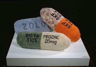 Pills pillows