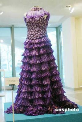 Condom Wedding Gown