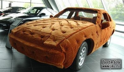 Extreme 924 upholstery