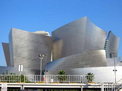 California Blue Sky plus Disney Hall