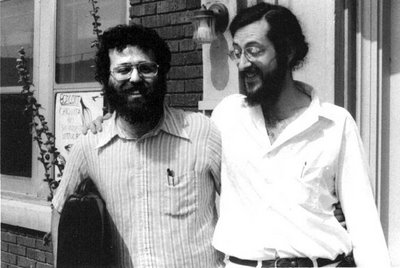 David Ocker & Laurence Gold - 1979, Madison Wisconsin