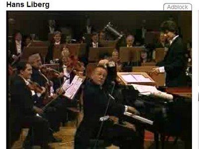Hans Liberg in concert
