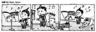 Lio a comic strip by Mark Tatulli