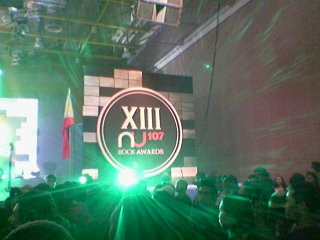 NU107 ROCK AWARDS 2006