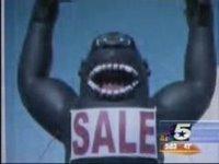 sale gorilla stolen
