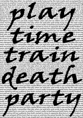 play-time-train-death-party by allan revich