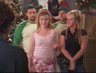 The Teen Cultural Revolution: Christmas Episodes: Lizzie McGuire ...