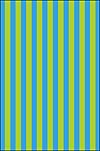 Sundae Stripe Stationery Sheet