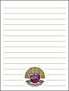 Teacup Notecard