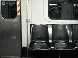 En el día de mi cumple me gusta sentirme anónima, como cuando uno viaja en el metro