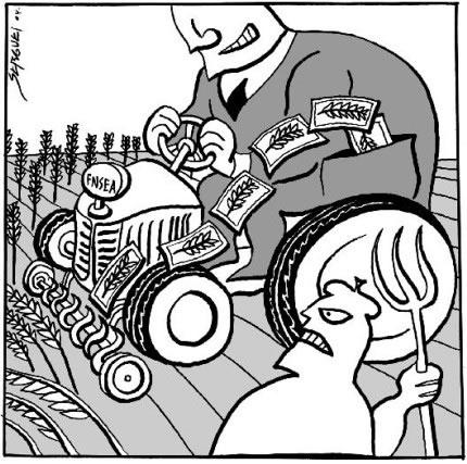 M ta berry elections la chambre d agriculture du cher for Chambre agriculture 06