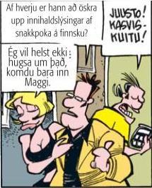 Þorsteinn Guðmundsson?