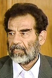 Saddam Man Beard