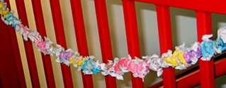 taffy garland