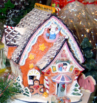 gingerbread hosue